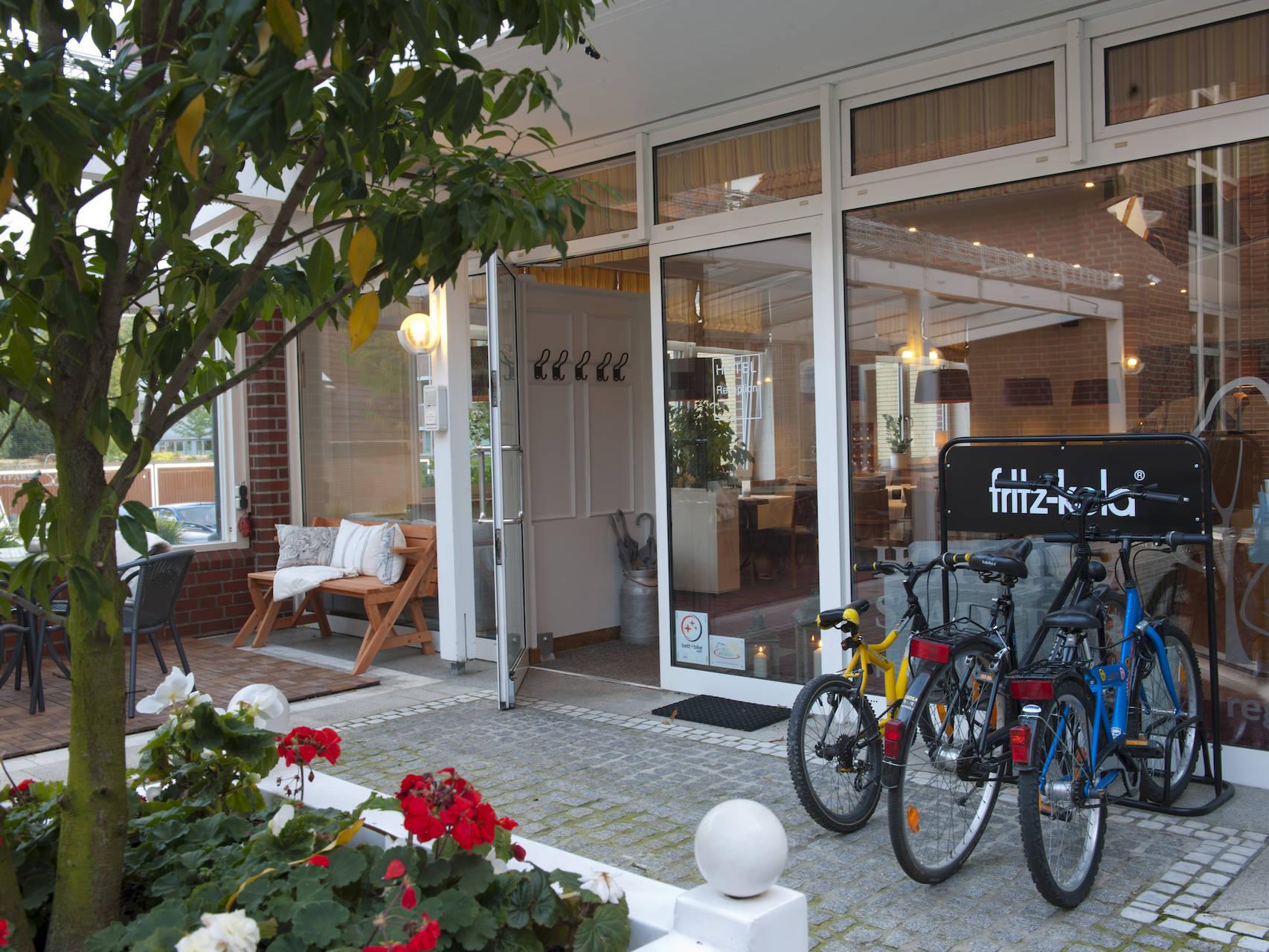Aussenansicht Hotel am Stadtpark Buxtehude 1 uai