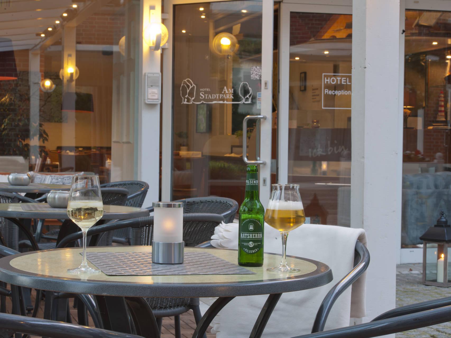 Aussenansicht Hotel am Stadtpark Buxtehude 2 uai