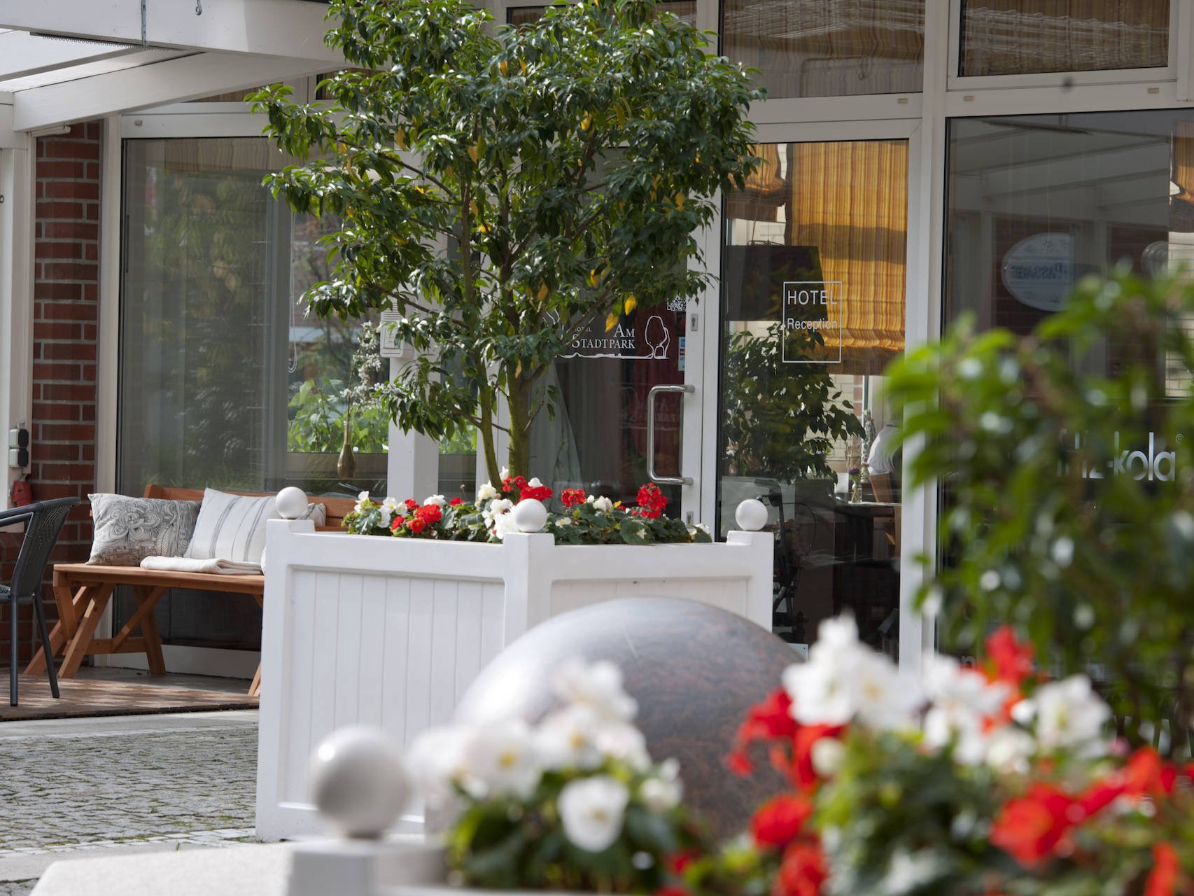 Aussenansicht Hotel am Stadtpark Buxtehude 7 uai