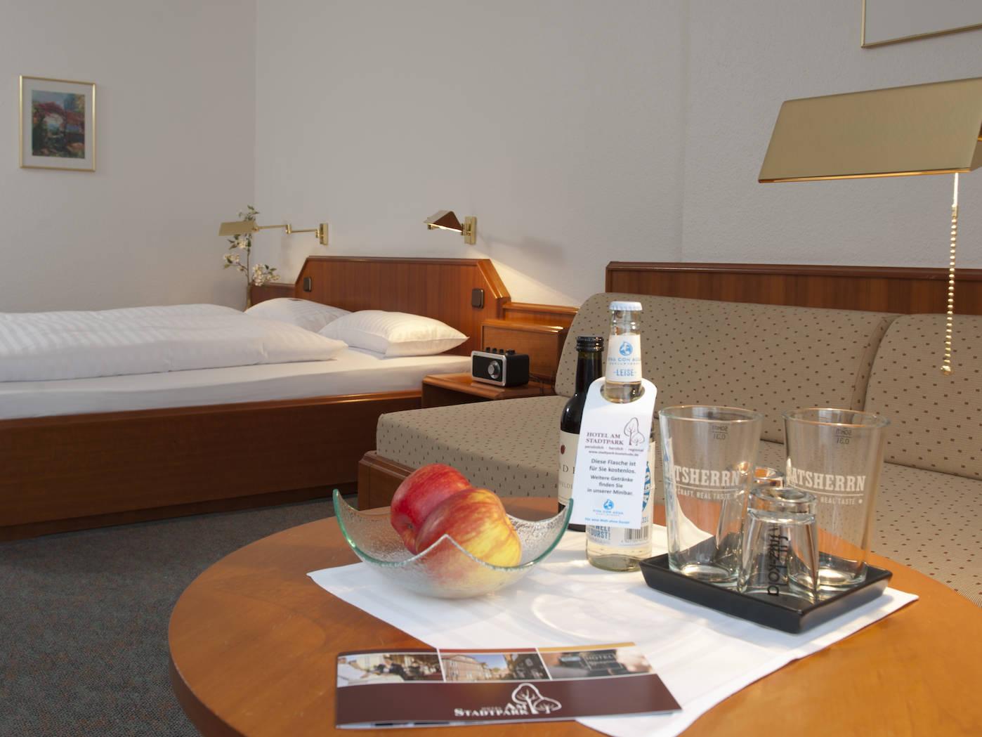 Zimmer Hotel am Stadtpark Buxtehude 1 uai