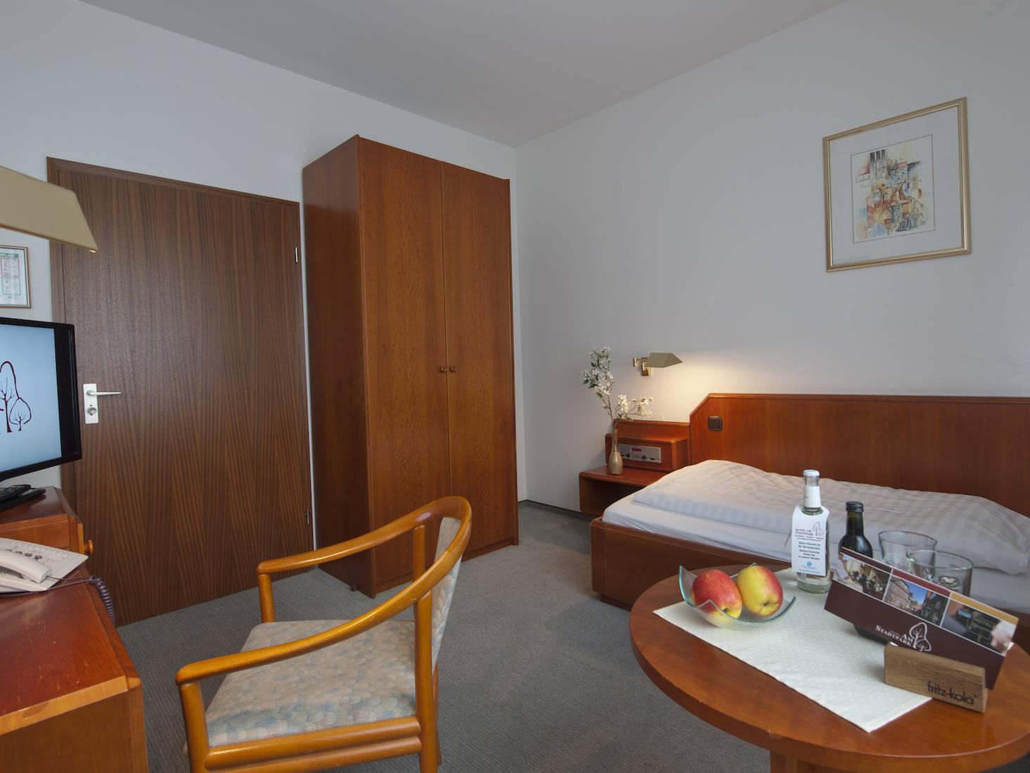 Zimmer Hotel am Stadtpark Buxtehude 2 uai