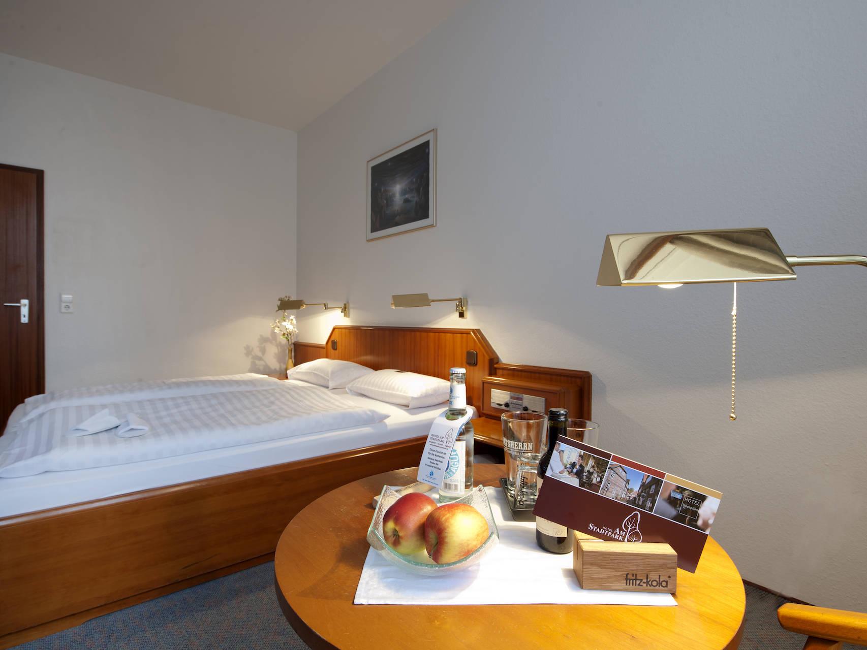 Zimmer Hotel am Stadtpark Buxtehude 5 uai