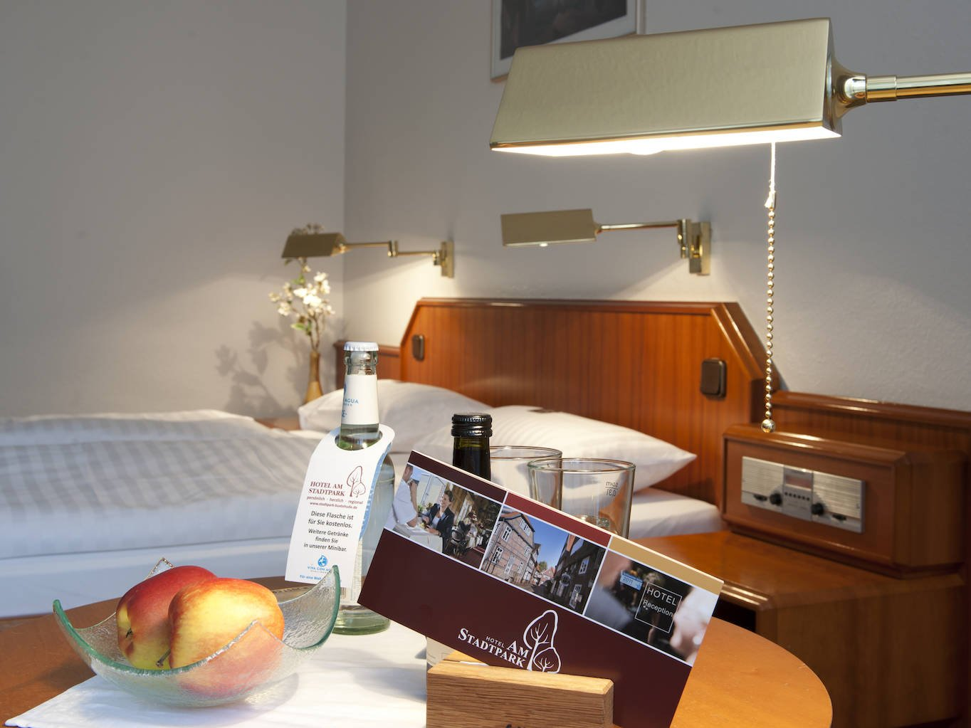 Zimmer Hotel am Stadtpark Buxtehude 6 uai