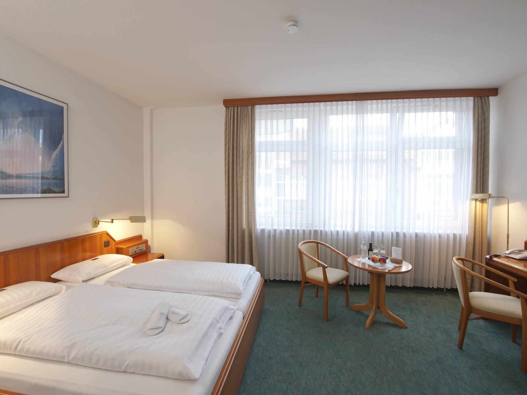 Zimmer Hotel am Stadtpark Buxtehude 8 uai