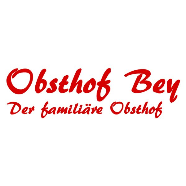 obsthof bey